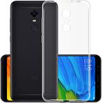Case Better One для Xiaomi Redmi 5 plus (прозрачный)