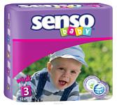 Senso Baby Midi 3 (22 шт.)