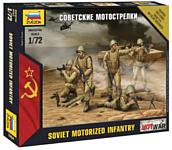 Звезда Советские мотострелки
