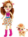 Enchantimals Cailey Cow and Curdle FXM77