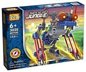 LOZ Robotic Jungle 3020 Королевская летучая мышь