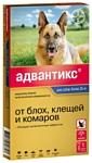 Адвантикс (Bayer) Капли на холку для собак более 25 кг (1 пипетка)
