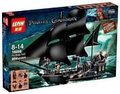 Lepin Pirates of the Caribbeans 16006 Черная Жемчужина