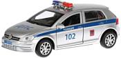 Технопарк Volkswagen Golf Полиция