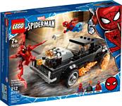 LEGO Marvel Super Heroes 76173 Человек-Паук и Призрачный Гонщик против Карнажа