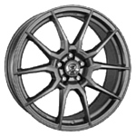 NZ Wheels F-24 6x15/4x108 D73.1 ET52.5 BKF