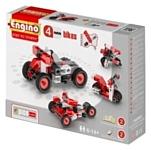 ENGINO Pico Builds PB12 Мотоциклы 4 модели