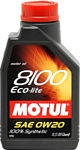 Motul 8100 Eco-lite 0W20 1л