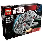 Lepin Star Wars 05033 Большой Сокол Тысячелетия аналог Lego 10179