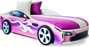 Бельмарко Бондмобиль 160x70 (розовый)