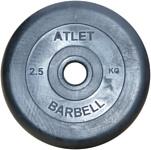 Атлет диск 2.5 кг