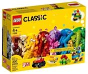LEGO Classic 11002 Базовый набор кубиков