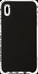 VOLARE ROSSO Soft Suede для Apple iPhone X/XS (черный)