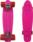 Display Penny Board Pink/red