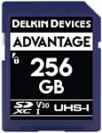 Delkin SDXC Advantage UHS-I 256GB