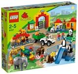 LEGO Duplo 6157 Большой зоопарк