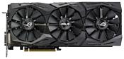 ASUS Radeon RX 580 1360Mhz PCI-E 3.0 8192Mb 8000Mhz 256 bit DVI 2xHDMI HDCP Strix OC Gaming