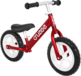 Cruzee UltraLite белые колеса (красный)