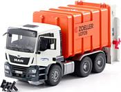 Bruder MAN TGS rear-loading garbage truck 03762