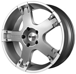 Momo Storm G.2 8.5x20/5x130 D71.6 ET45 Silver