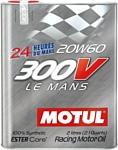 Motul 300V Le Mans ESTER Core 20W-60 2л