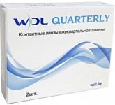 WDL Quarterly -2.5 дптр 8.6 mm