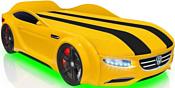 Romack Junior Passat 150x70 (желтый)