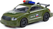 Полесье Военная автоинспекция автомобиль инерционный РФ 48684
