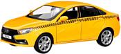 Автопанорама Lada Vesta Такси JB1251178 (желтый)