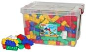 Полесье Юниор 53626 360 элементов (в контейнере)