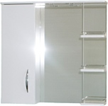 СанитаМебель Камелия-12.75 Д2 шкаф с зеркалом левый