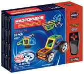 Magformers Vehicle 707012 Забавные машинки