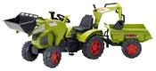 Falk Трактор-экскаватор с прицепом (1010Z)