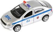 Технопарк Volkswagen Polo Полиция