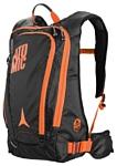ATOMIC Backland 18 black/orange