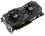 ASUS GeForce GTX 1050 Ti 1379Mhz PCI-E 3.0 4096Mb 7008Mhz 128 bit 2xDVI HDMI HDCP Strix OC Gaming
