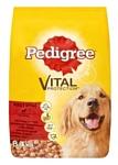 Pedigree Для взрослых собак с говядиной и птицей (8.4 кг)
