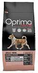 OptimaNova Adult Dog Mini Sensitive Salmon & Potato (0.8 кг)
