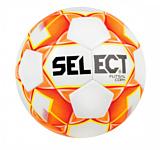 Select Futsal Copa (4 размер, белый/оранжевый/желтый)