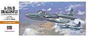 Hasegawa Штурмовик A-37 A/B Dragonfly