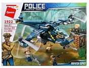 Qman Police 1922 Вертолет Osprey на задании