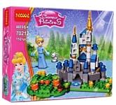 Jisi bricks (Decool) Princess 70212 Дворец Золушки
