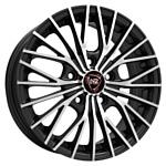 NZ Wheels F-3 7x17/5x115 D70.3 ET45 BKF