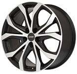 Alutec W10 9x20/5x120 D65.1 ET43 Racing Black Front Polished