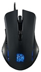 Tt eSPORTS by Thermaltake COMMANDER Gaming Gear Combo set Black USB