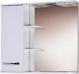 Акваль Виола 80 шкаф с зеркалом левый (AV.04.80.10.L)