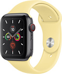 Apple Watch Series 5 44mm GPS + Cellular Aluminum Case with Sport Band