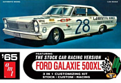 AMT 1965 Ford Galaxie Stock Car