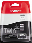 Canon PGI-425BK Twin Pack