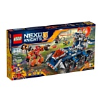 LEGO Nexo Knights 70322 Башенный тягач Акселя